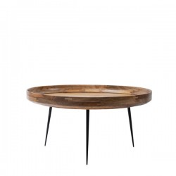 Mater Bowl Table X large Natural