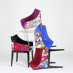 Kartell Madame Padded armchair