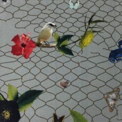 Moooi Garden of Eden Light Grey Signature Carpet