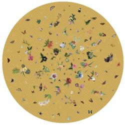 Moooi Garden of Eden Light Yellow Signature Carpet