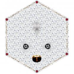 Moooi Crystal Teddy Signature Carpet
