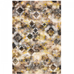 Moooi Digit Glow Fire Signature Carpet