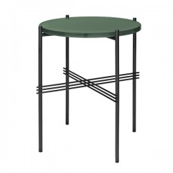 Gubi TS Side Table Glass