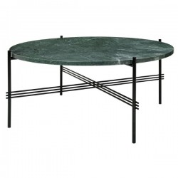 Gubi TS Coffee Table Marble 80cm