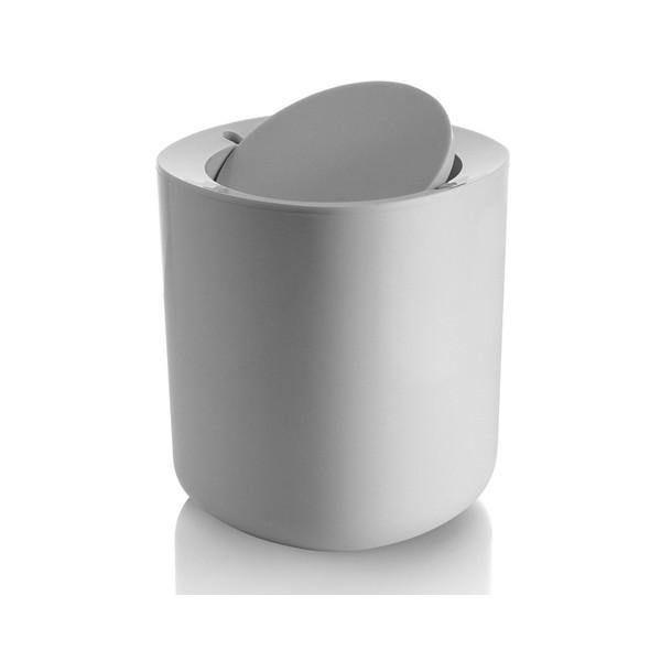 Alessi Birillo Bathroom Waste Bin White