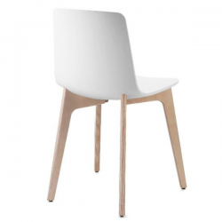 Enea Lotus Wood Chair