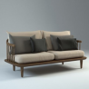 &Tradition Fly Sofa SC2
