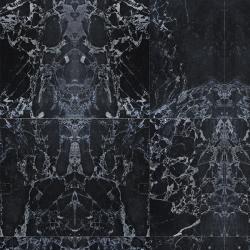 NLXL Black Marble Wallpaper