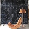NLXL Black Marble Wallpaper