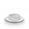 Alessi Dressed Dining Plate MW01/1