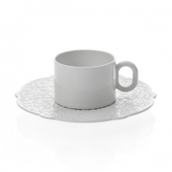 Alessi Dressed Saucer for Teacup MW01/79