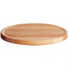 Alessi Tonale Plate in Beech - wood