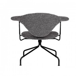 Gubi Masculo Lounge Swivel Chair