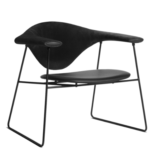 Gubi Masculo Lounge Chair