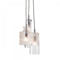Ebb & Flow Bates Crystal lamp - group of Bates, Jeeves, Sybil