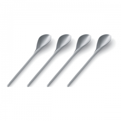 Alessi Set of 4 Coffee Spoons
