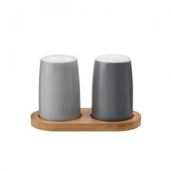 Stelton Emma Salt and Pepper Grey
