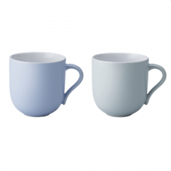 Stelton Emma Mugs, 2 Pieces Blue