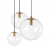 ClassiCon Selene Suspension Lamp Brass Fitting