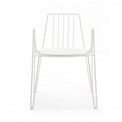 Mobles 114 Rambla Chair with Cushion