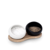 Rosendahl Salt and pepper cellar with holder
