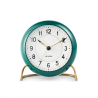 Rosendahl Station Table Clock Green