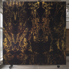 NLXL Black Metallic Marble Wallpaper