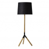 Mater Lathe Floor Lamp