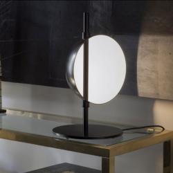 Oluce Super Luna Table Lamp 297