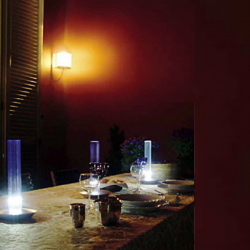 Oluce Cand Led 205 Table Lamp