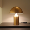 Oluce Atollo 233/Or Table Lamp