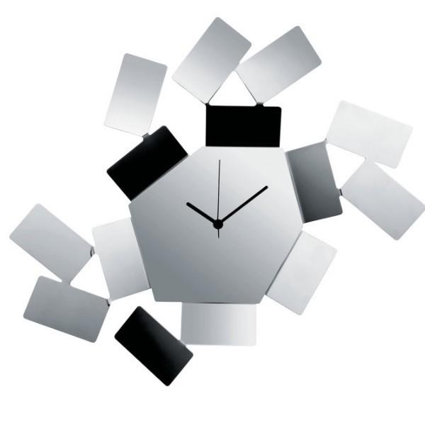 Alessi La Stanza Dello Scirocco Clock