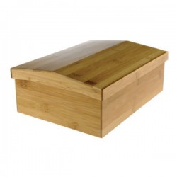 Alessi Cabin Wooden Box