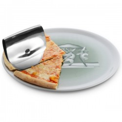Alessi Taio Pizza Cutter