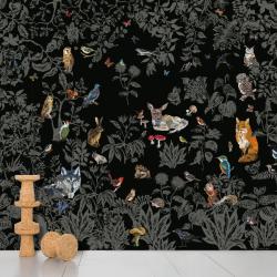 Domestic Fôrest noire Wallpaper