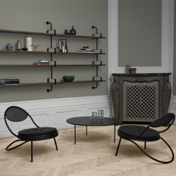 Gubi Copacabana Lounge Chair