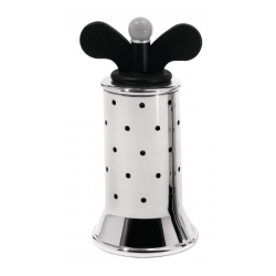 Alessi Michael Graves Pepper Mill Black