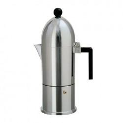 Alessi Espresso Coffee Maker La Cupola Aluminium