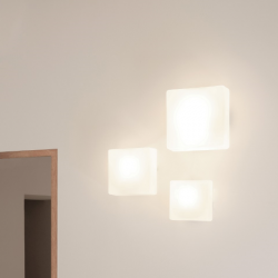Nemo Quadra Wall/Ceiling Lamp