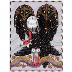 Moooi Vulture Signature carpet