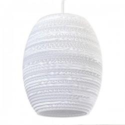 Graypants Oliv Lamp Scraplights White