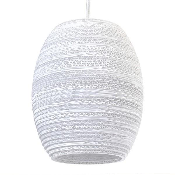 Graypants Oliv Lamp Scraplights White