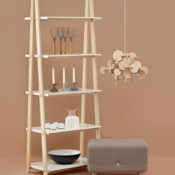 Normann Copenhagen One Step Up Bookcase High