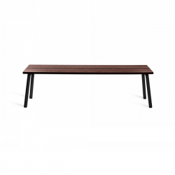 Emeco Run 3 Seat Bench