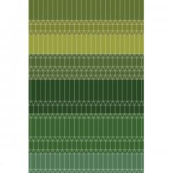 Moooi ZigZag Green Signature Carpet