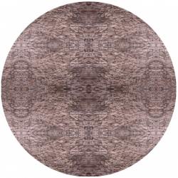 Moooi Clay sediment Signature Carpet Round