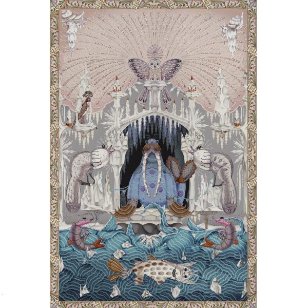 Moooi Polar Byzantine Chapter 4 Signature Carpet