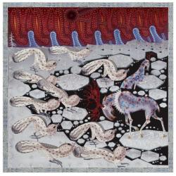 Moooi Polar Byzantine Chapter 3 Signature Carpet