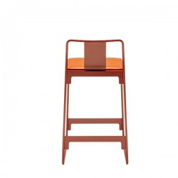 Driade Mingx Stool with backrest