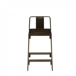 Driade Mingx Stool with backrest